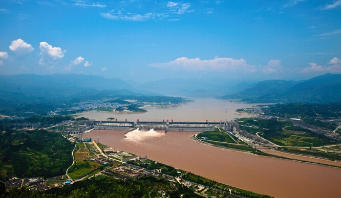 Three Gorges has Generated 800 Billion kWh Capacity