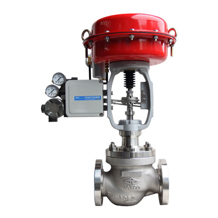 Application & Installation of High Pressure Control Valve