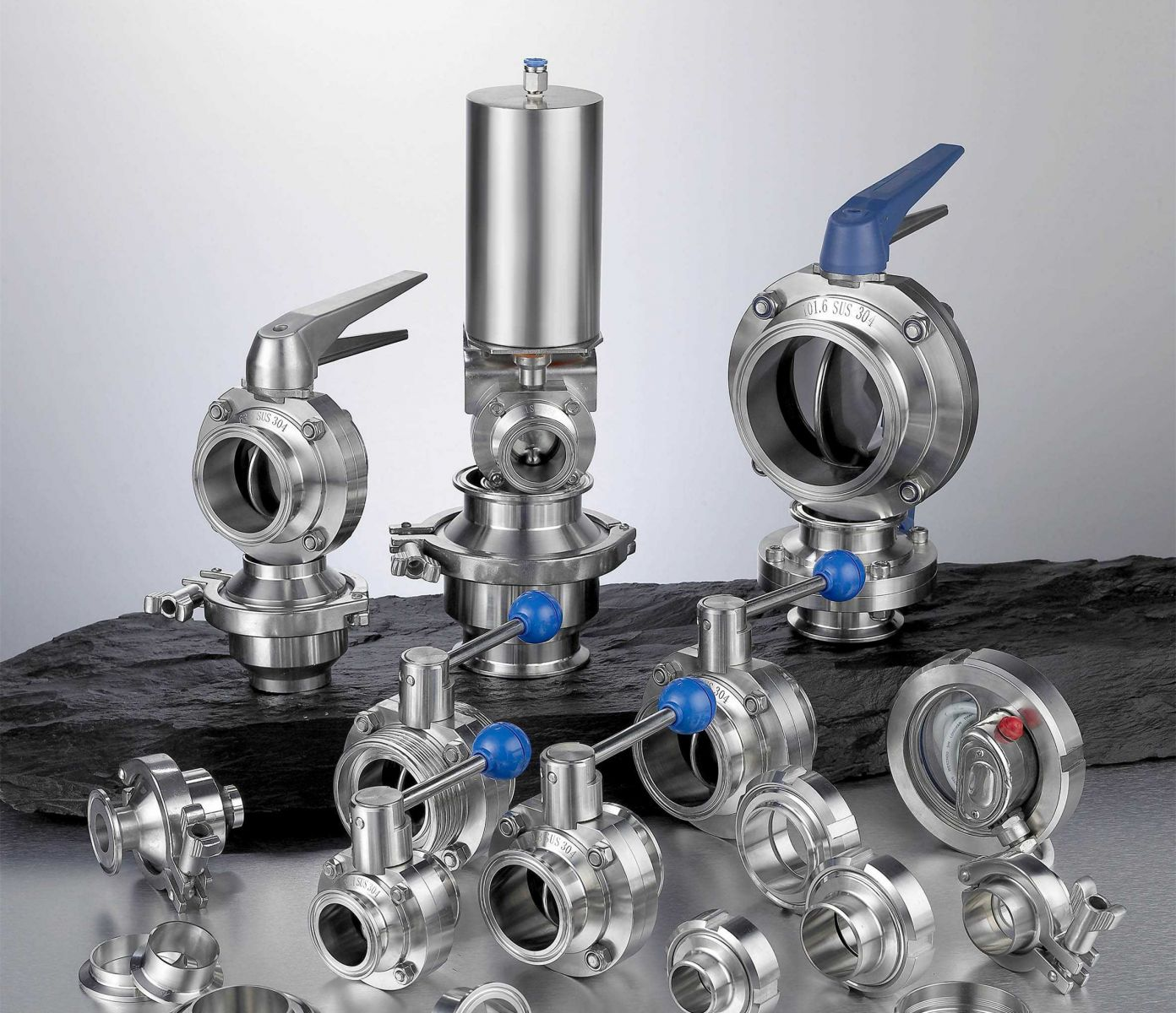 High Precision Sanitary Valves