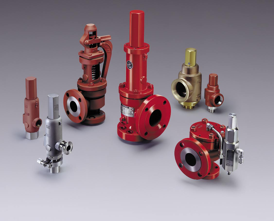The Composition of Spring Micro Open Safety Valve