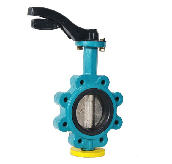 What is Handle Butterfly Valve