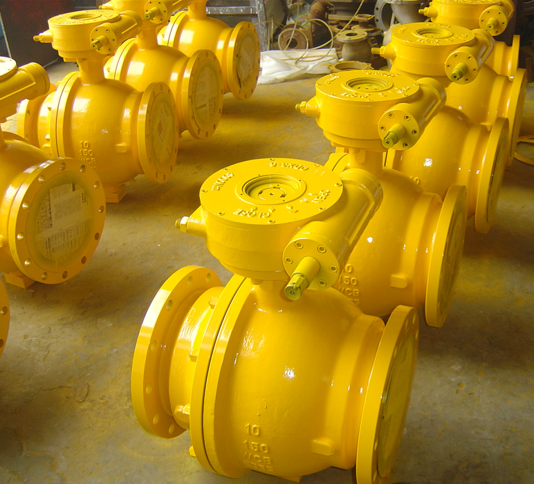 The Reason for Natural Gas Ball Valve Leakage