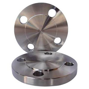 Dual Rated ASTM A182 F304/ 304L Blind Flange, RF, 150LB