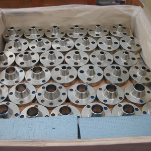 A182 F51 WN Flange, 2IN, CL1500, RF, ANSI B16.5