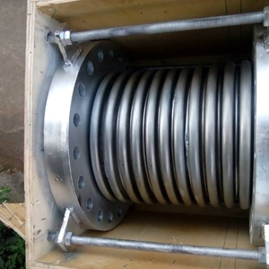Bellow Expansion Joint, 12 Inch, 600 psig
