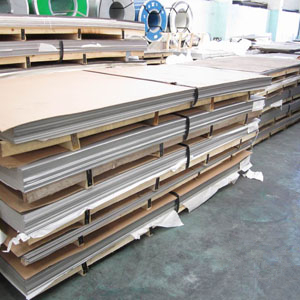 ASTM A240 316 SS Plate, WT 6MM, LG 2400MM