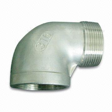 Threaded Elbow Pipe Fittings