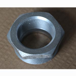 Carbon Steel Bushing, 3000 SCRD, A105, 2x1-1/2 In