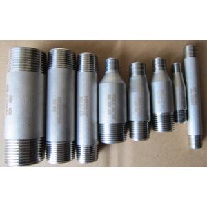 ASTM A106 Grade B Seamless Nipples, TBE, SCH 80, 1 X 3 - Landee