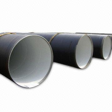 API 5L, APL 5CT SSAW Pipes