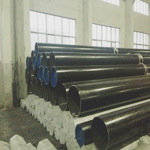 ASTM A106 Seamless Pipe, SCH 120, 14 Inch, 6M, BE - Landee