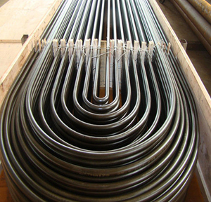 ASTM SA179 U Tubes, OD 19.05MM, 4300MM Length, PE