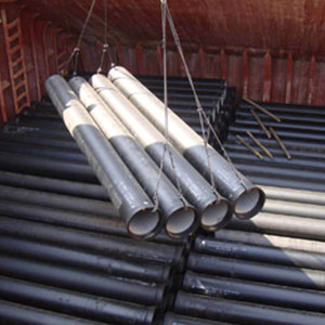 T Joint Ductile Iron Pipe, K9, DN 450, 6 Meter