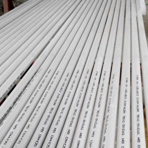 Stainless Steel Seamless Pipe, ANSI B36.19, SCH40