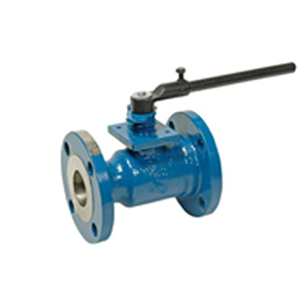 1-PC Ball Valve, Floating Ball, Reduced Bore, Fire safe