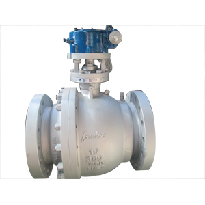 2-PC Full Bore Ball Valve, 10 Inch, 300 LB