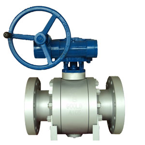 3-PC Bolted Body Forged Ball Valve, ASTM A105, 900, RTJ