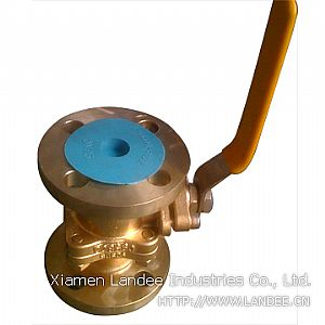 Aluminium Bronze Ball Valves