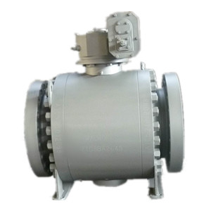 API 6D 3-PC Forged Ball Valve, ASTM A105, 600#, 16 Inch