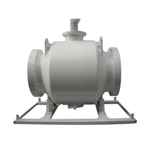 API6D Full Welded Ball Valves, ASTM A105, 30 Inch, 600#