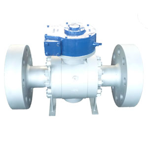 ASTM A105N Reduced Ball Valve, 6 x 4 Inch, CL2500, RTJ