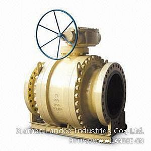 Cast Steel Ball Valves