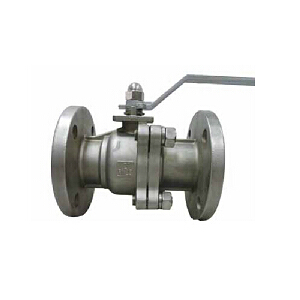 Ceramic Ball Valve, Floating, ASTM A351 CF8, DN80