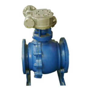 Electrical Actuated Ball Valve, A216 WCB, 6 Inch, 300#