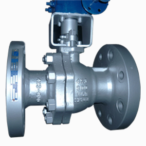 Floating Ball Valve, 2-PC Reduced Bore, API 6D, 300, RF