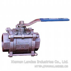Socket-Welded Forged Steel Ball Valves