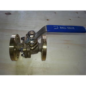 Split Floating Ball Valve, ASTM B148, BS 5351