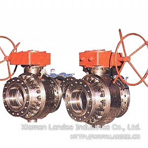 Three-Piece Ball Valves