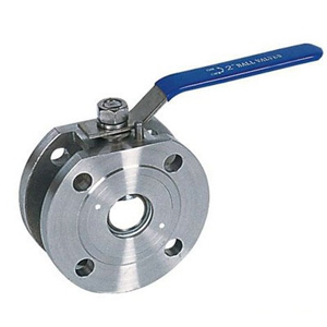 Wafer Ball Valve, 1 Inch, CF8M, CL600, Casting