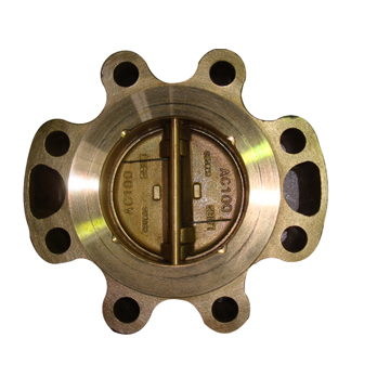 Aluminum Bronze Check Valves