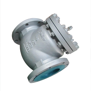 BS 1868 Flanged Swing Check Valve, 150#, 6 Inch