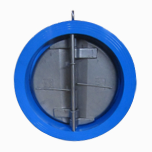 Cast Iron Wafer Check Valve, DN450, PN16, SS304 Disc