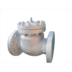Flanged Swing Check Valve, BS 1868, 4 Inch