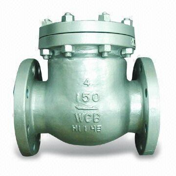 Forged Steel Swing Check Valves