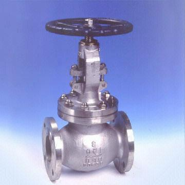 Stainless Steel Flanged Globe Valves