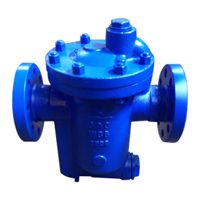 Inverted Bucket Steam Trap, Horizontal Discharge, RF
