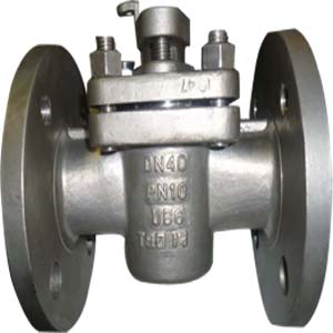 Non-Lubricated Plug Valve, API 6D, Reduced Bore